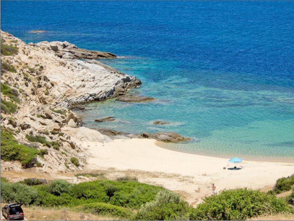 Земля Халкидики-Ситония, Греция, 500 м2 - фото 1