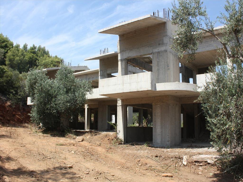 Коммерческая недвижимость Халкидики-Ситония, Греция, 700 м2 - фото 1