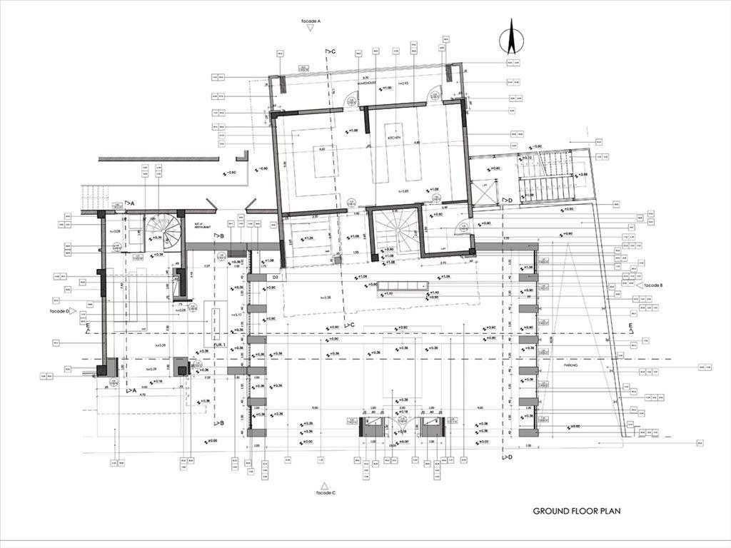 Коммерческая недвижимость Халкидики-Кассандра, Греция, 465 м2 - фото 1