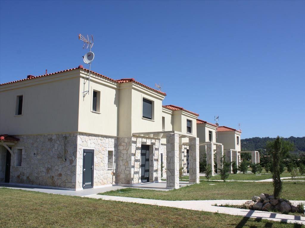 Коттедж Халкидики-Кассандра, Греция, 600 сот. - фото 1