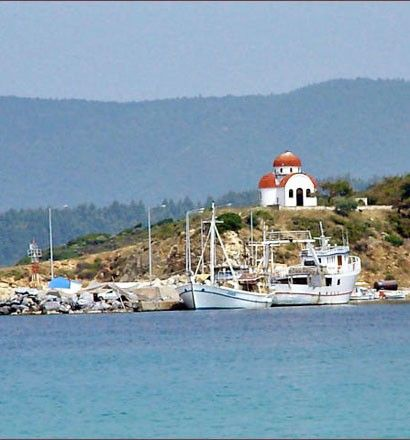 Таунхаус Халкидики-Афон, Греция, 75 м2 - фото 1