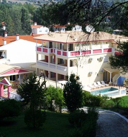 Отель, гостиница Халкидики-Кассандра, Греция, 745 м2 - фото 1