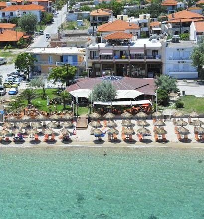 Коммерческая недвижимость Халкидики-Афон, Греция, 600 м2 - фото 1
