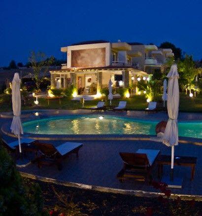 Отель, гостиница Халкидики-Кассандра, Греция - фото 1