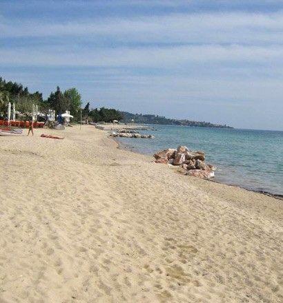 Земля Халкидики-Ситония, Греция, 930 сот. - фото 1