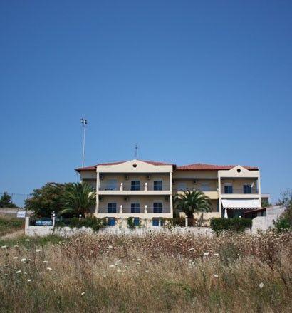 Отель, гостиница Халкидики-Кассандра, Греция, 448 м2 - фото 1
