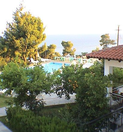 Отель, гостиница Халкидики-Кассандра, Греция, 2000 м2 - фото 1