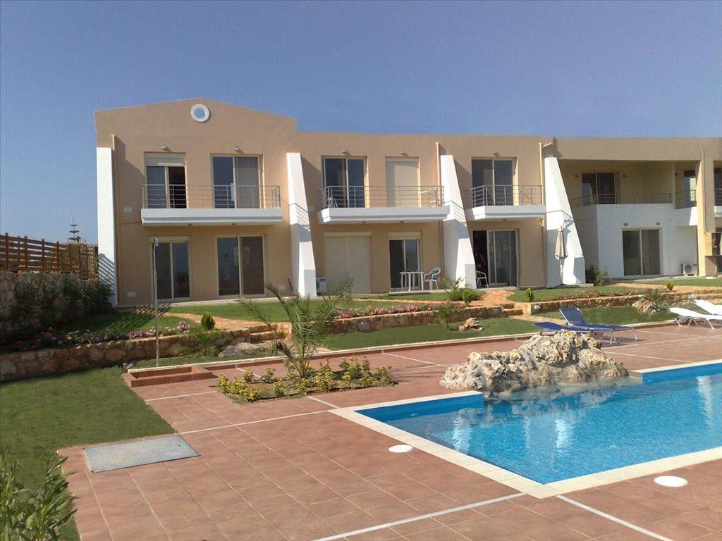 Квартира о. Крит, Греция, 48 м2 - фото 1