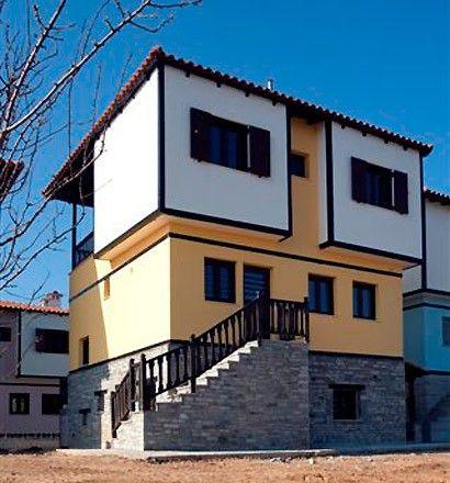 Коттедж Халкидики-Ситония, Греция, 100 сот. - фото 1