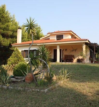 Вилла Халкидики-Кассандра, Греция, 7300 сот. - фото 1