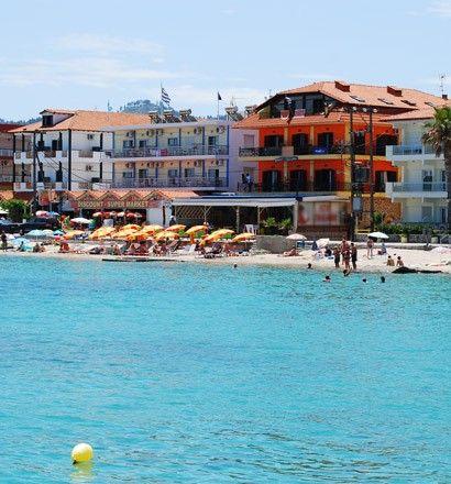 Отель, гостиница Халкидики-Кассандра, Греция, 1000 м2 - фото 1