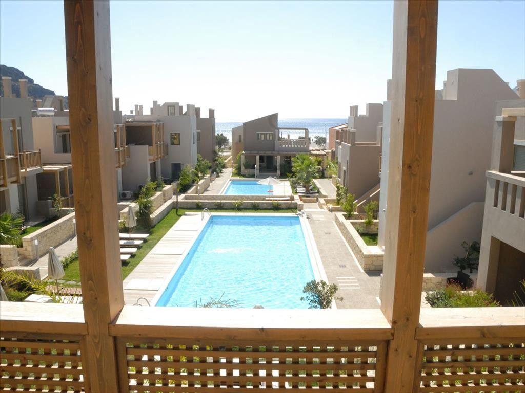 Квартира о. Крит, Греция, 41 м2 - фото 1