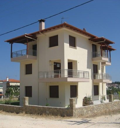 Коттедж Халкидики-Кассандра, Греция, 173 м2 - фото 1