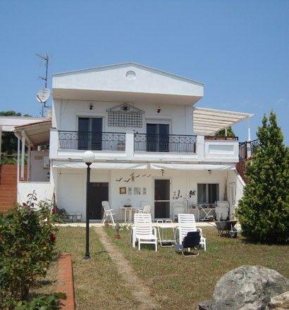 Коттедж Халкидики-Кассандра, Греция, 1100 сот. - фото 1