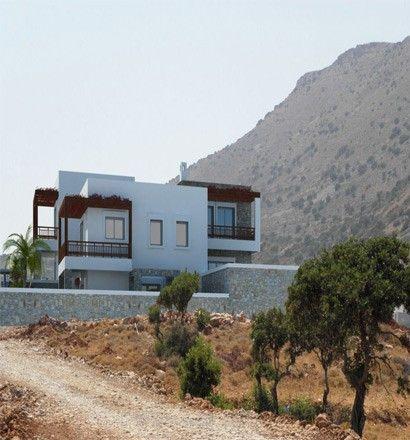 Коттедж о. Крит, Греция, 135 м2 - фото 1