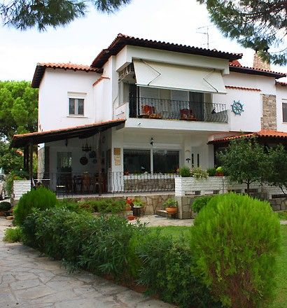 Вилла Халкидики-Ситония, Греция, 5500 сот. - фото 1