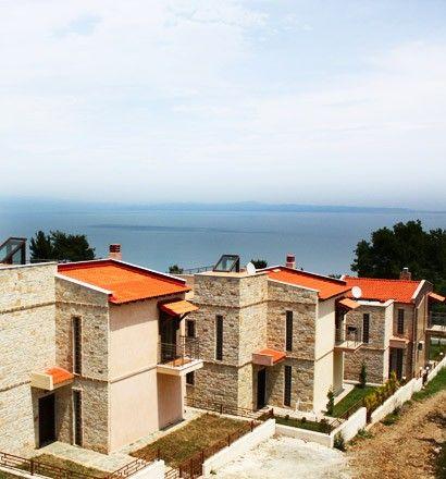 Коттедж Халкидики-Кассандра, Греция, 300 сот. - фото 1