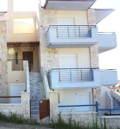 Таунхаус Халкидики-Кассандра, Греция, 100 м2 - фото 1