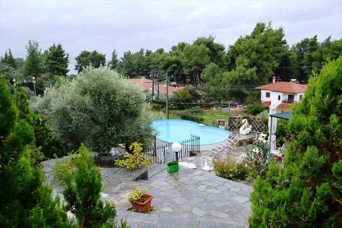 Вилла Халкидики-Ситония, Греция, 1100 сот. - фото 1