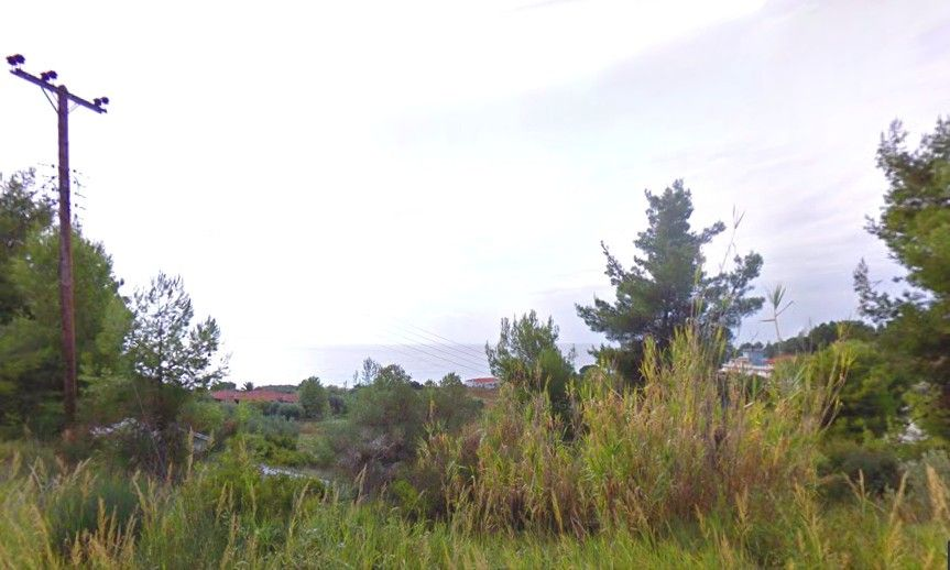 Земля Халкидики-Кассандра, Греция, 3171 сот. - фото 1
