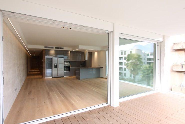 Апартаменты в Лугано, Швейцария, 88 м2 - фото 1