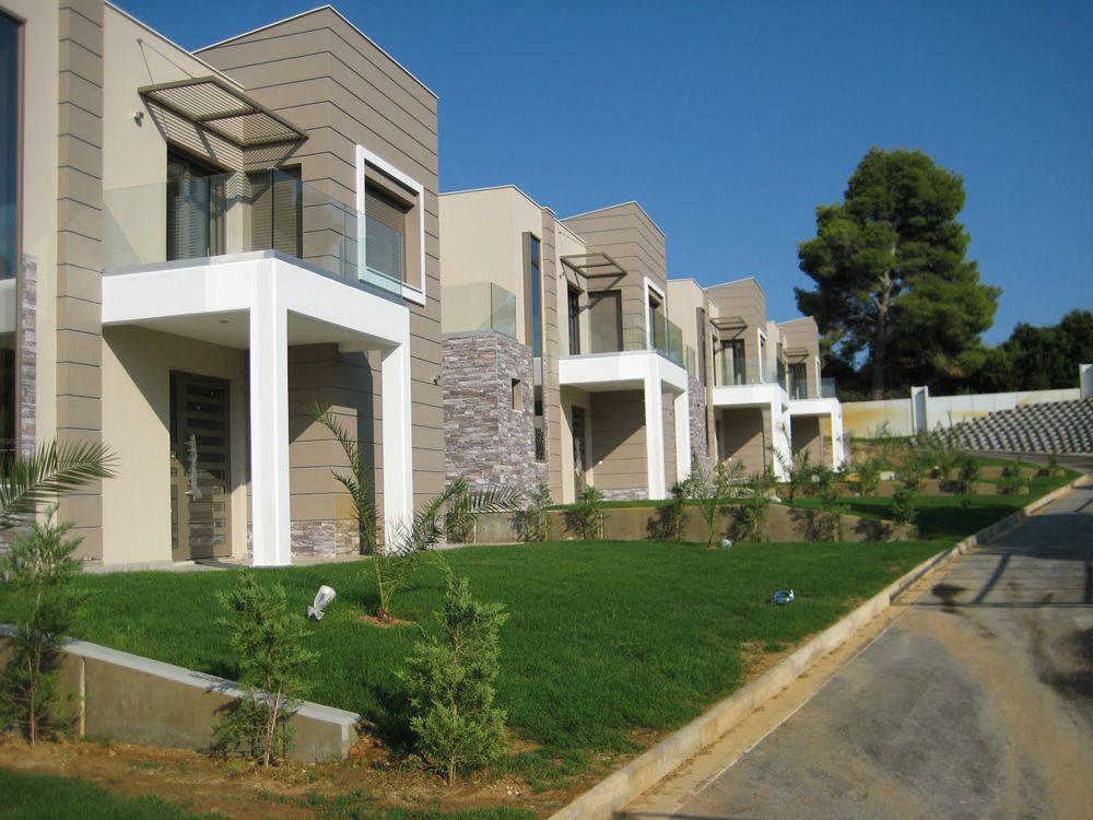 Коттедж в Халкидики, Греция, 580 м2 - фото 1