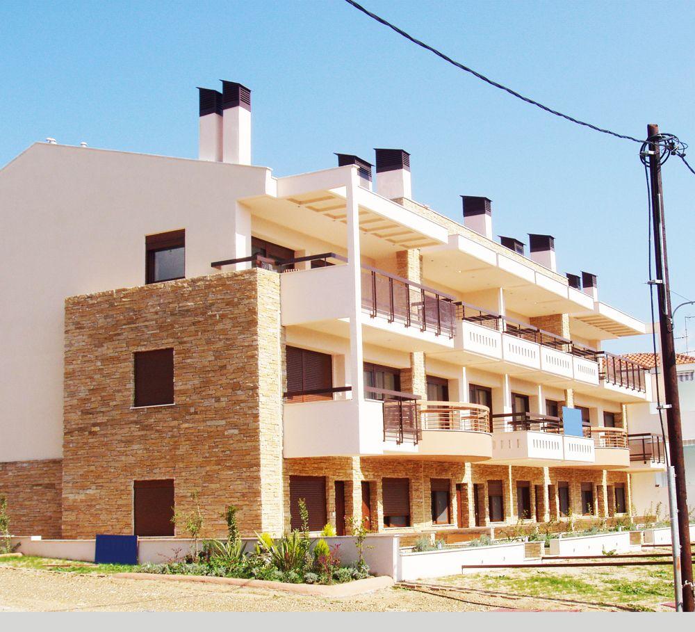 Квартира в Халкидики, Греция, 90 м2 - фото 1
