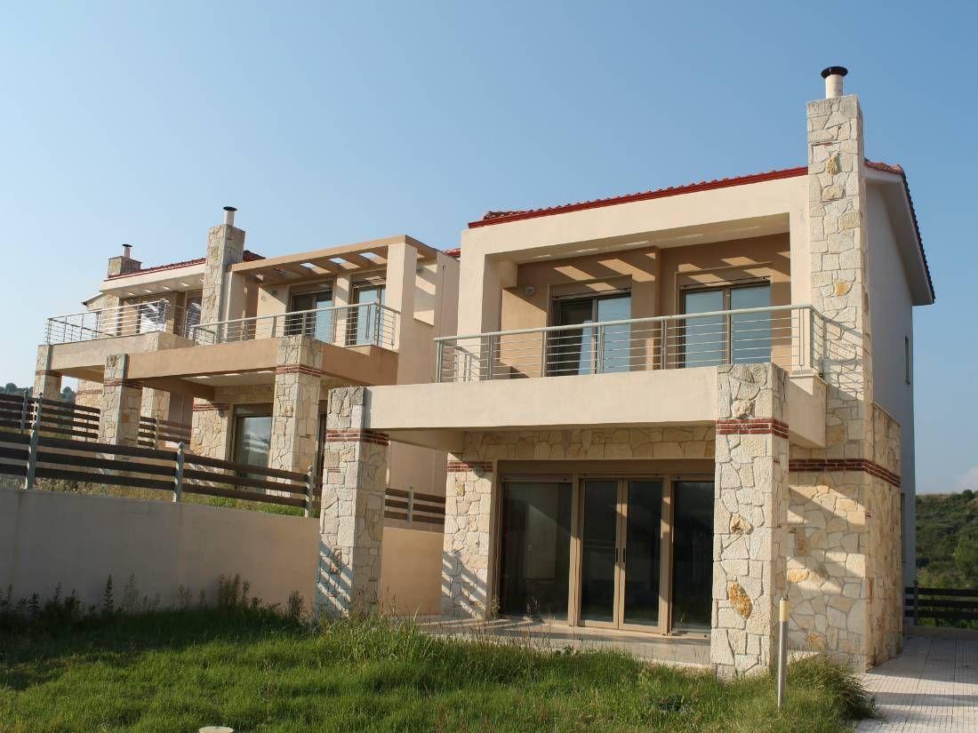 Коттедж в Халкидики, Греция, 450 м2 - фото 1