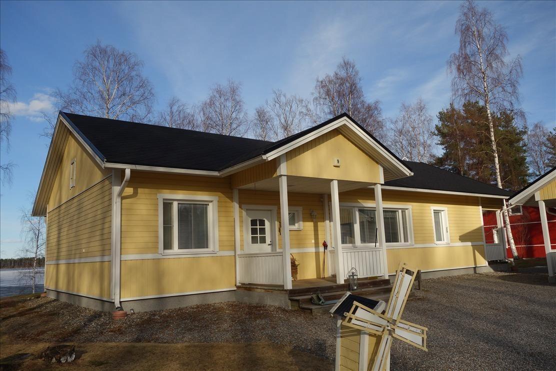 Дом в Пункахарью, Финляндия, 1500 м2 - фото 1