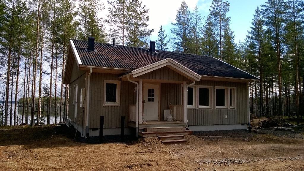 Дом в Пиексямяки, Финляндия, 3370 м2 - фото 1