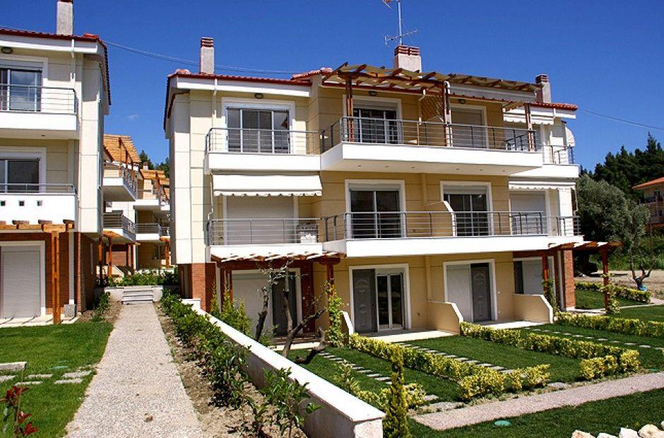 Коттедж в Халкидики, Греция, 60 м2 - фото 1