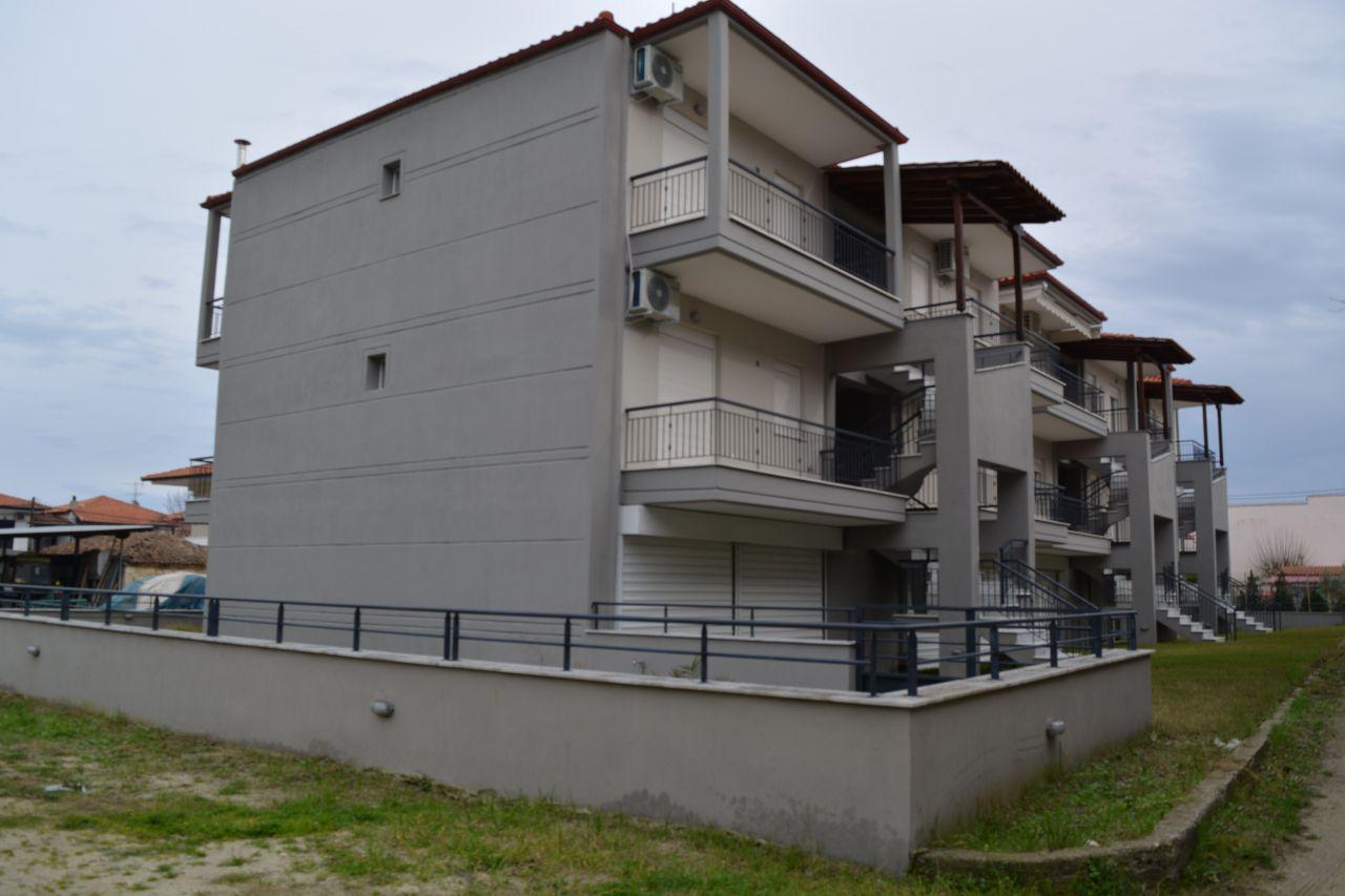 Квартира в Халкидики, Греция, 60 м2 - фото 1