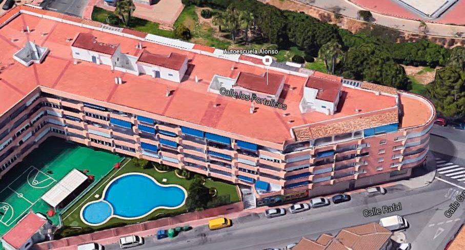 Студия в Торревьехе, Испания, 45 м2 - фото 1