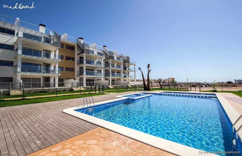 Апартаменты в Ла Cении, Испания, 104 м2 - фото 1