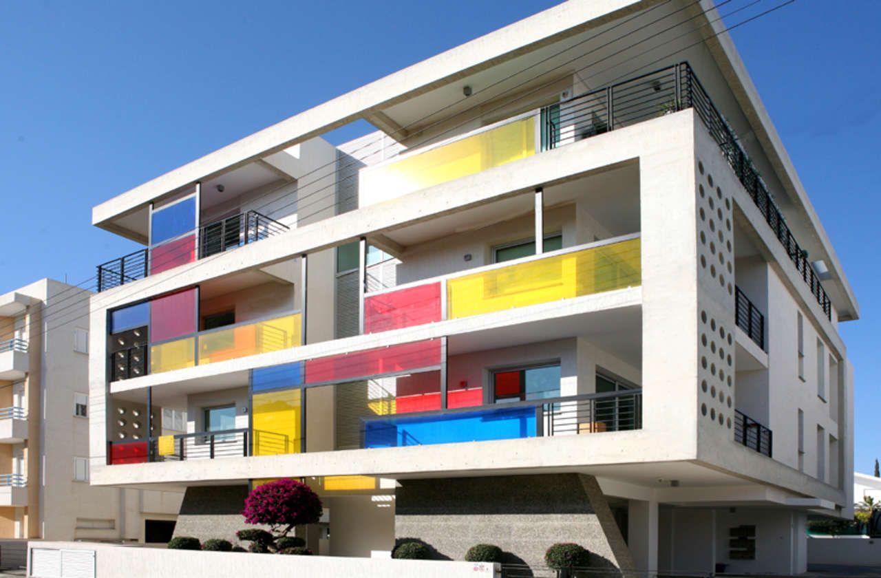 Квартира в Лимассоле, Кипр, 56 м2 - фото 1