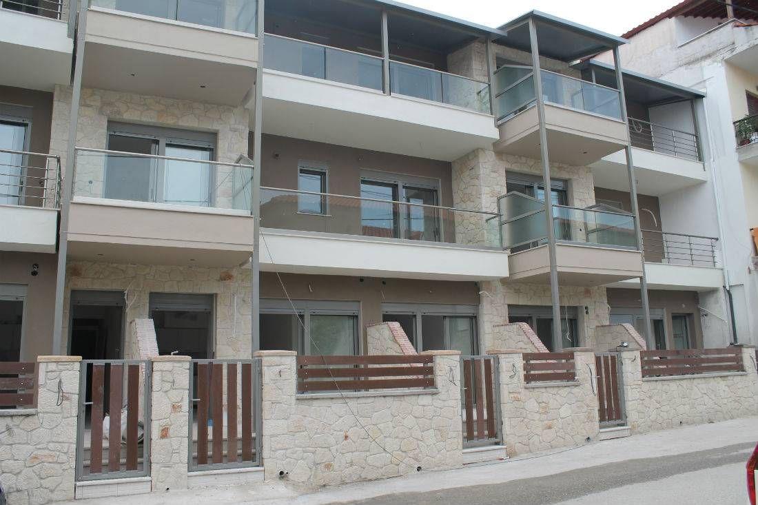 Квартира в Халкидики, Греция, 47 м2 - фото 1