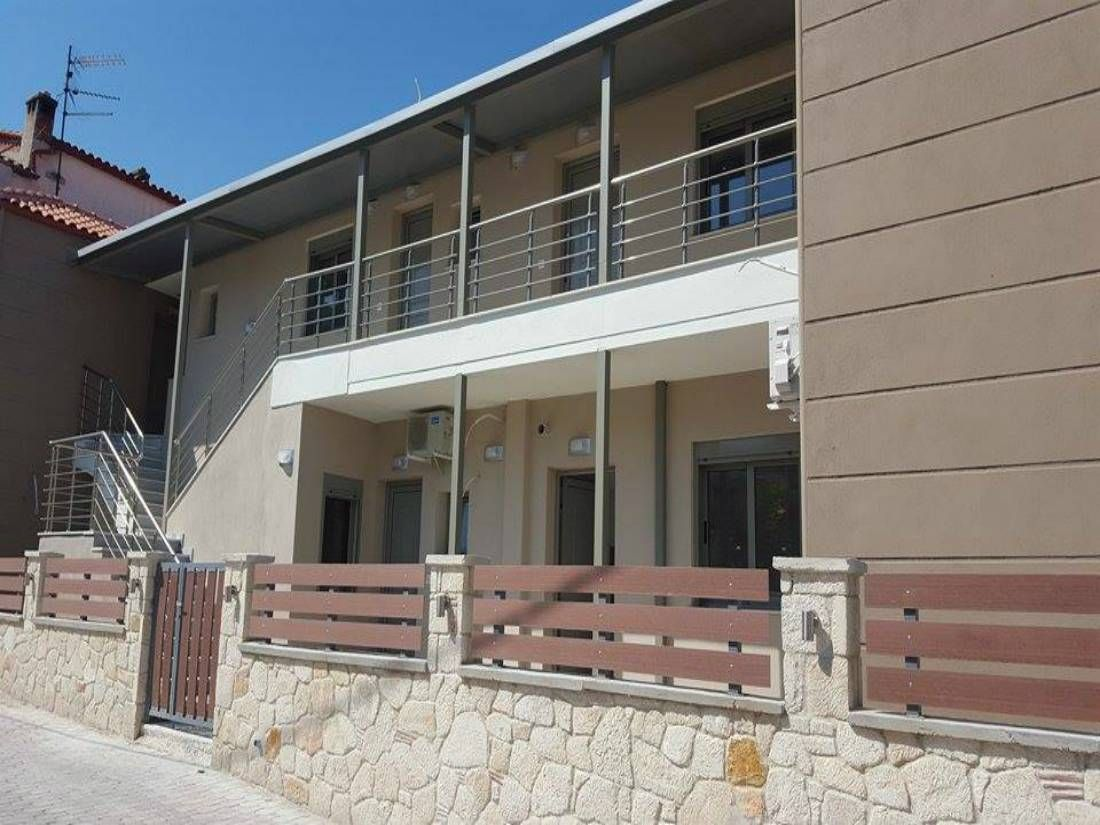 Квартира в Халкидики, Греция, 37 м2 - фото 1