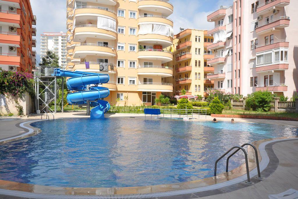 Квартира в Аланье, Турция, 120 м2 - фото 1