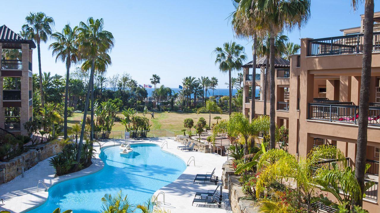 Апартаменты в Марбелье, Испания, 148 м2 - фото 1