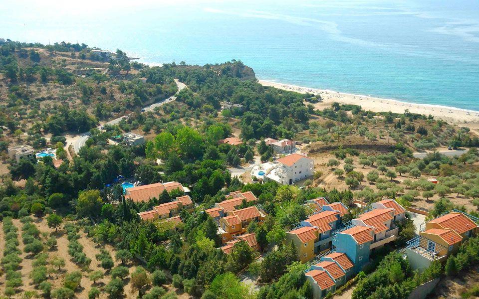Коммерческая недвижимость на Тасосе, Греция - фото 1