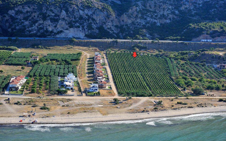 Земля на Афоне, Греция, 20000 м2 - фото 1
