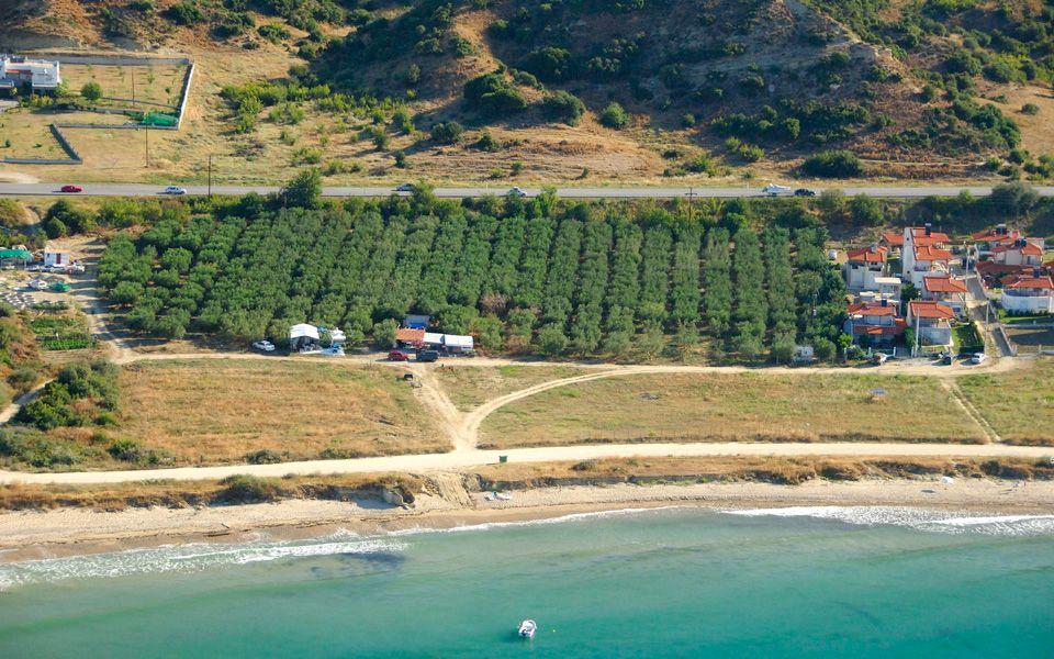Земля на Афоне, Греция, 6000 м2 - фото 1