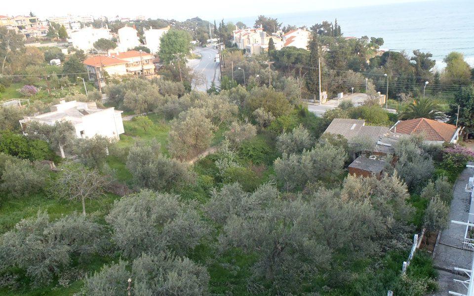 Земля в Кавале, Греция, 1500 м2 - фото 1