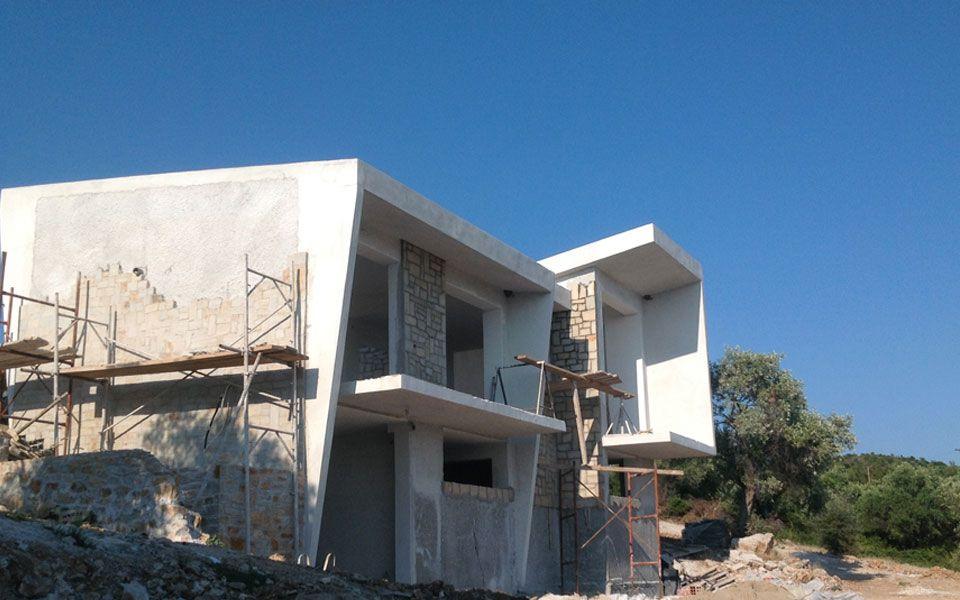 Вилла на Тасосе, Греция, 120 м2 - фото 1