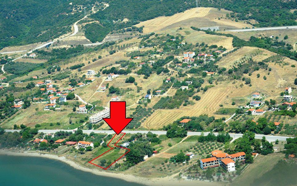 Купить земельный участок в греции у моря недорого