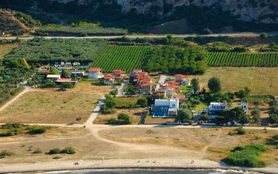 Земля на Афоне, Греция, 6625 м2 - фото 1
