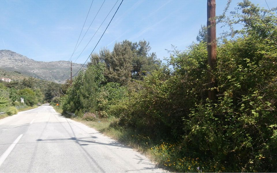 Земля на Тасосе, Греция, 6441 м2 - фото 1