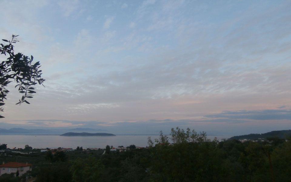 Земля на Тасосе, Греция, 4002 м2 - фото 1
