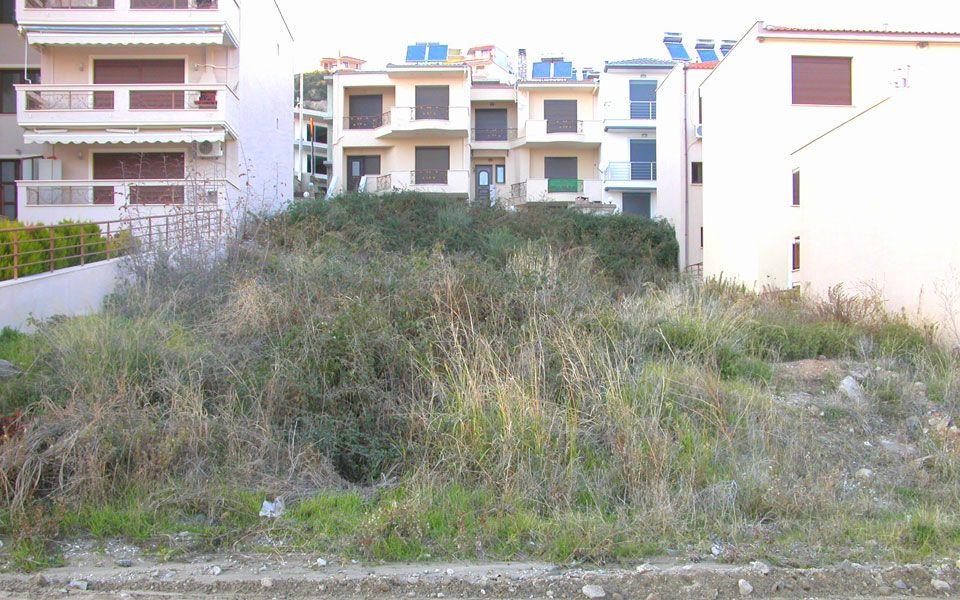 Земля на Саламине, Греция, 530 м2 - фото 1