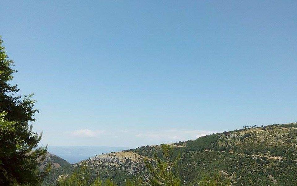 Земля на Тасосе, Греция, 2500 м2 - фото 1